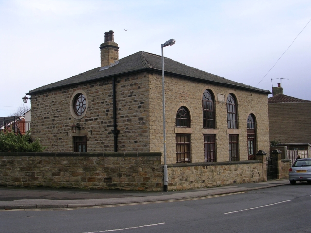 Methodist New Connection Chapel - Northgate