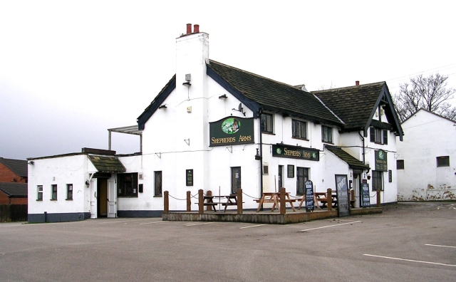 Shepherds Arms - Cluntergate