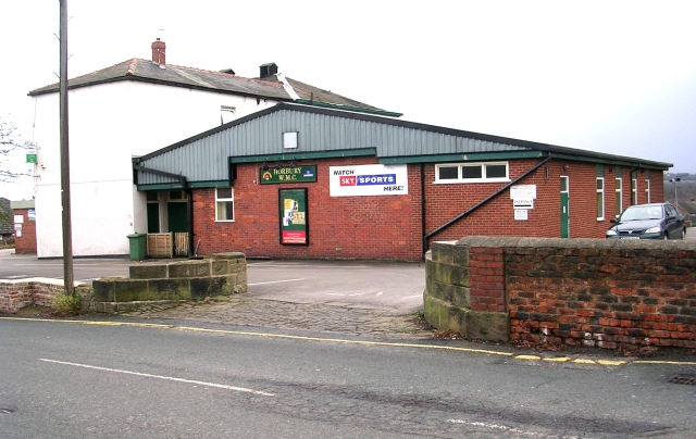 Horbury Working Men's Club - Cluntergate