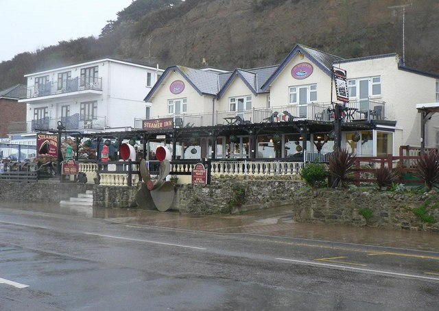 Shanklin: the Steamer Inn