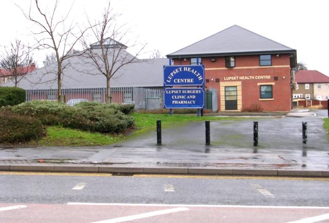 Lupset Health Centre - Horbury Road