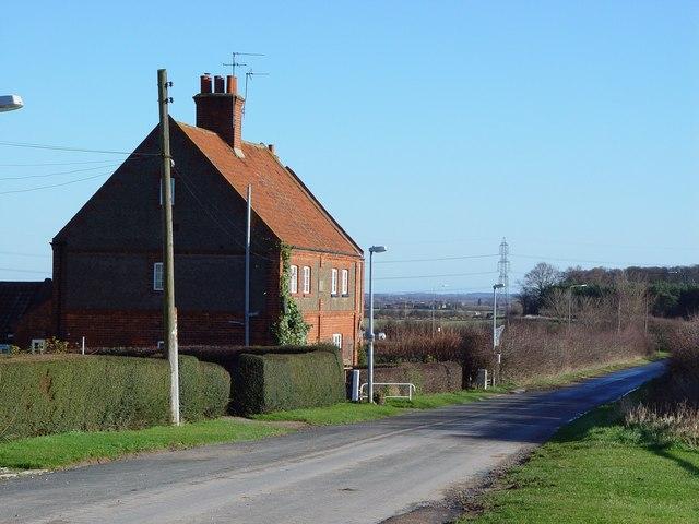 The Last House in Bentley