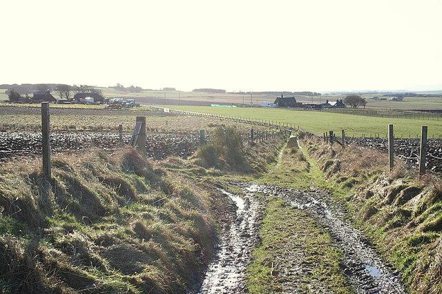 Lane for Loanhead