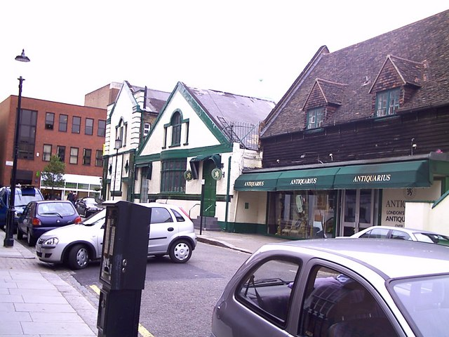 Flood Street, Chelsea, SW3