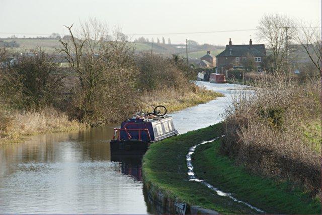 Trent & Mersey Canal near Swarkestone
