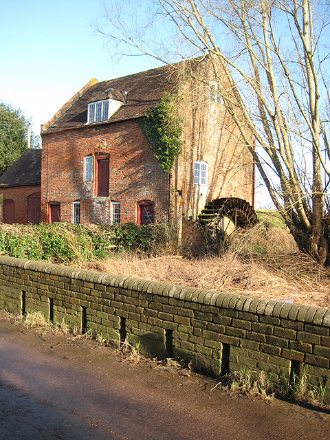 Old watermill by the River Leadon