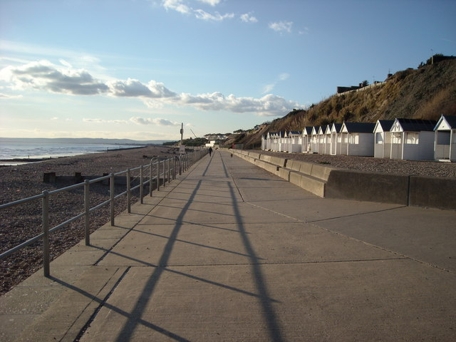 'Not the Proper Promenade west', Bexhill-on-Sea