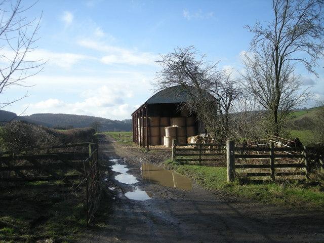 Barn at Brockton Lodge
