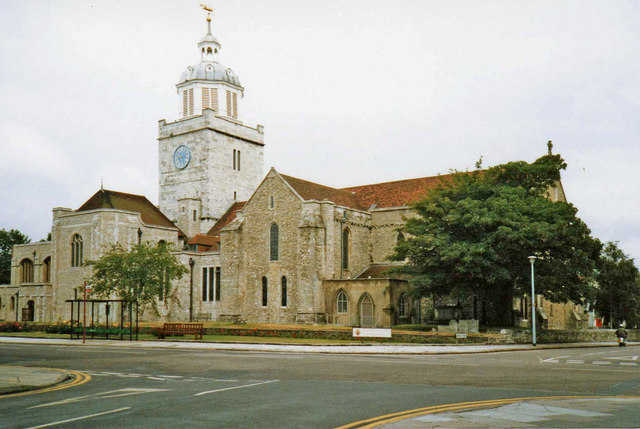 St Thomas Cathedral, Portsmouth, Hampshire