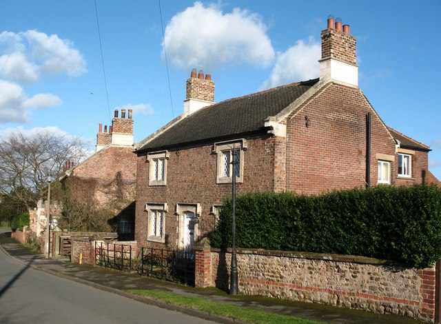 Houses in Aldborough