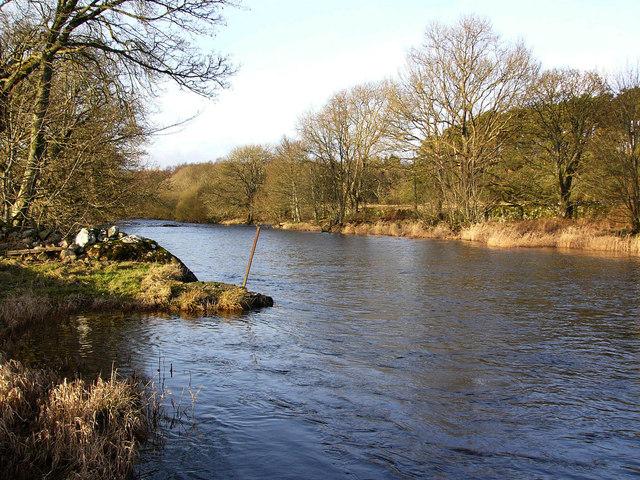River Bladnoch near Killiemore