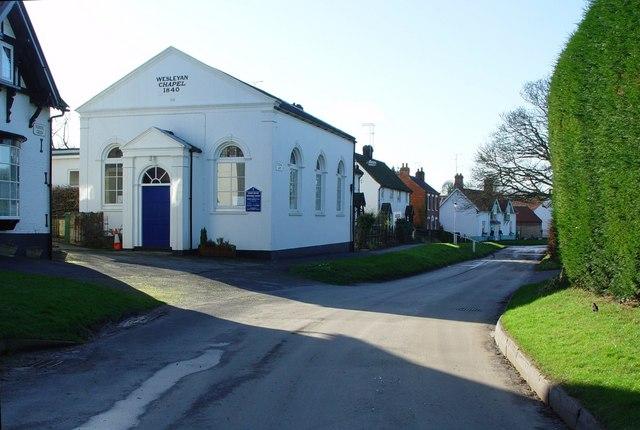 Wesleyan Chapel, Bishop Burton