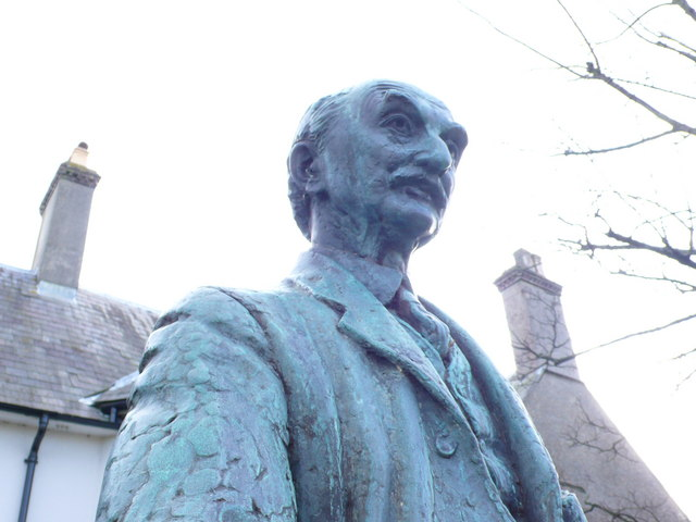 Thomas Hardy Locations,  The Statue
