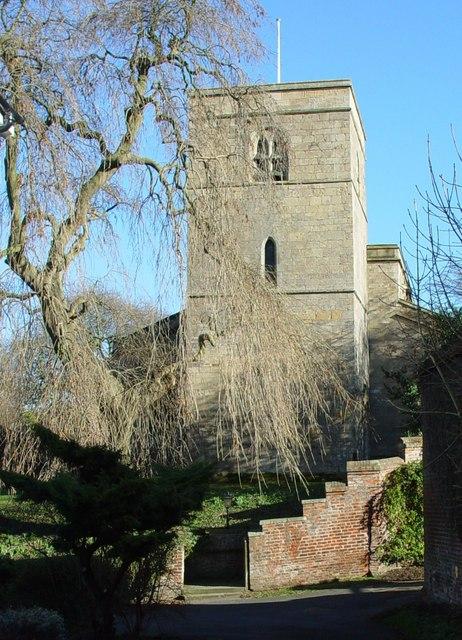 All Saints Church, Bishop Burton