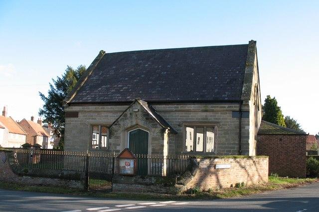 Aldborough village hall