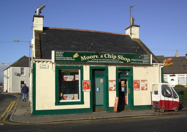 Moore's Chip Shop