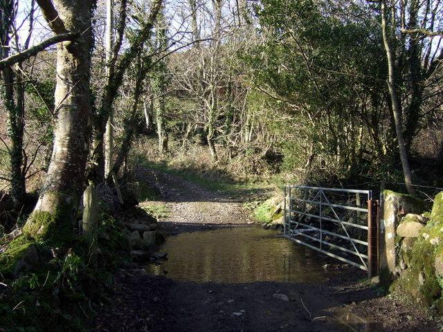 Ford in Cwm Gwyn