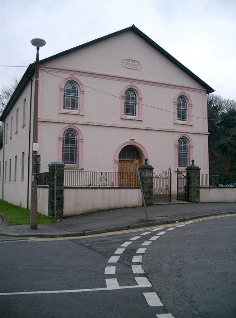 Siloa Chapel, Aberdare