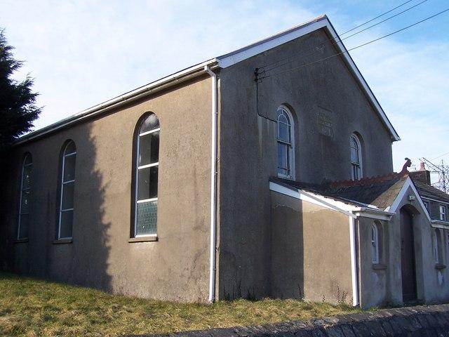 Bethel Chapel, Cefn Rhigos, Rhigos