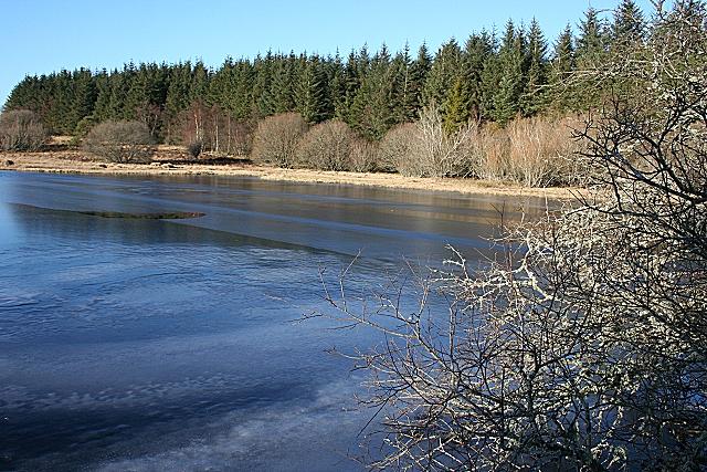 Frozen Pond, Daugh of Invermarkie