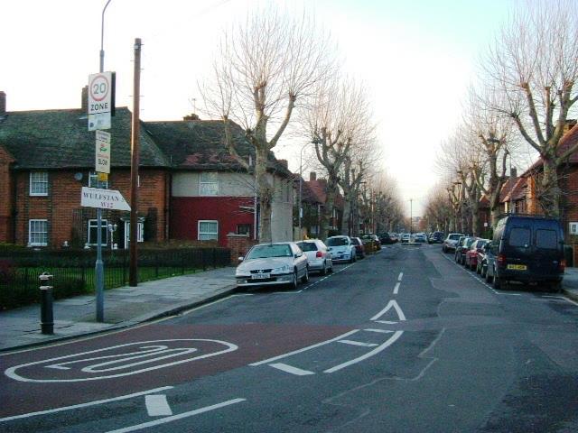 Wulfstan Street, W12