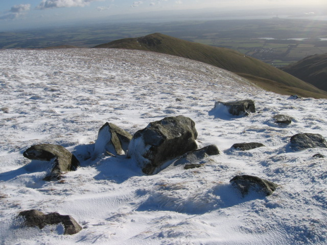 From Ben Cleuch towards The Law