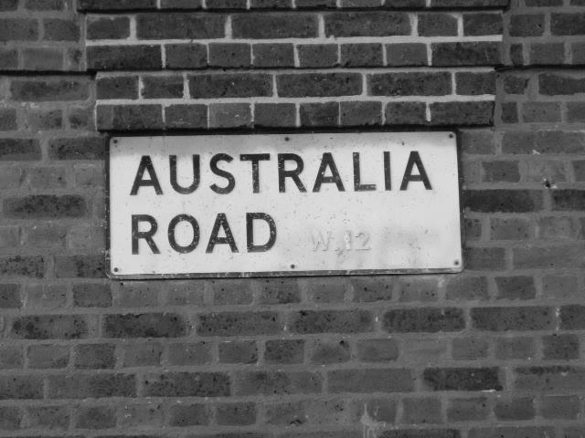Australia Road - White City Estate, W12