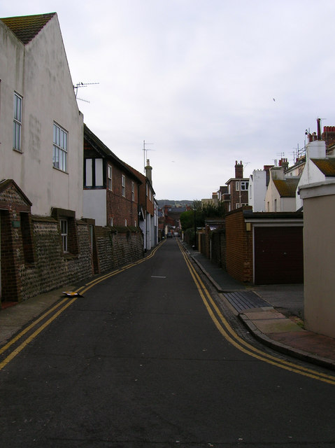 Lushington Lane