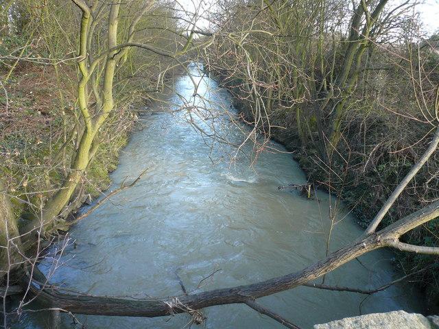 River Doe Lea at Netherthorpe