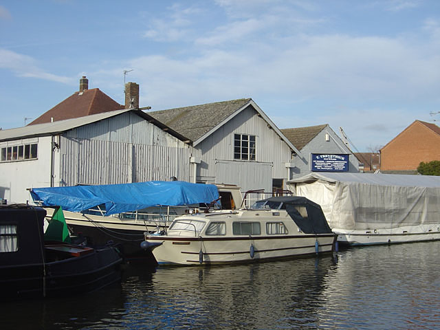 Trevethick's Boatyard