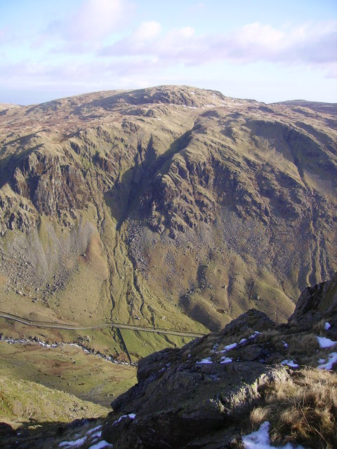 Tarn Crag from Goat Scar