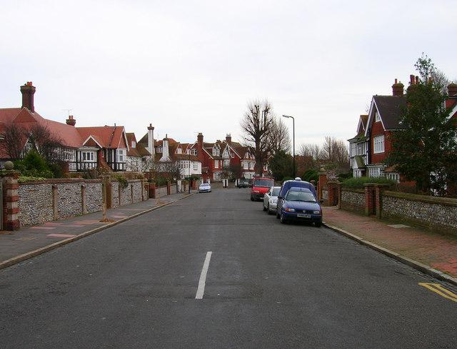 Saffrons Road