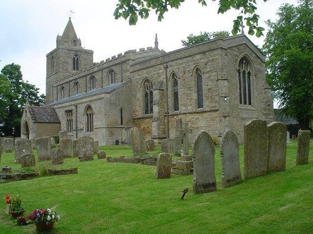 Hambleton Church