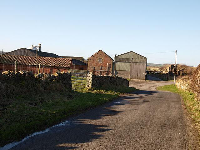 Farm at Kilton