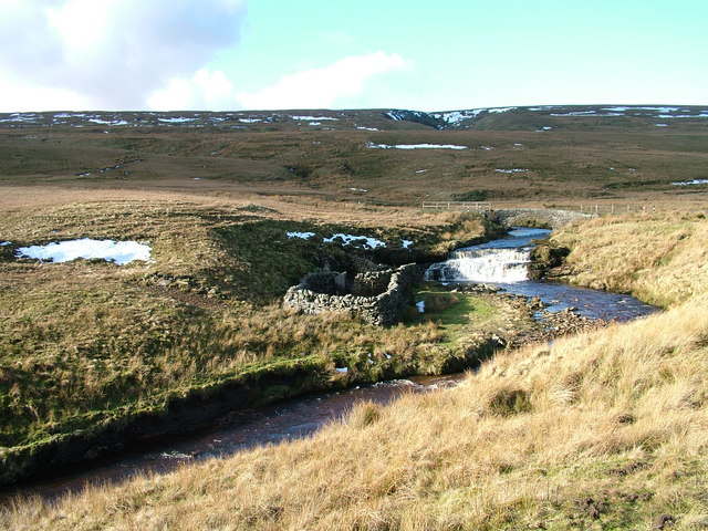 Stonedale Bridge