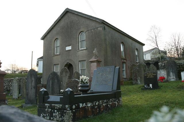 Siloam Chapel, Penderyn
