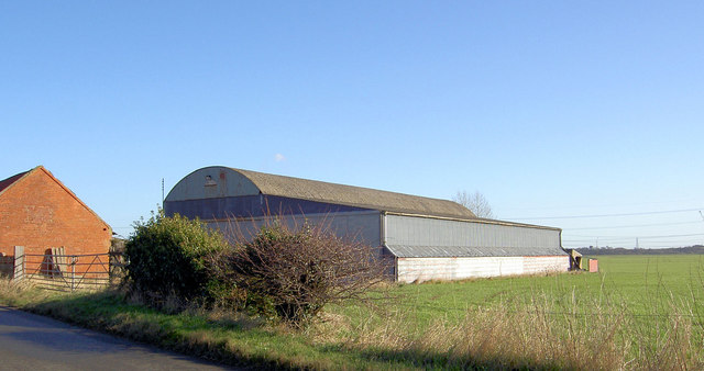 Dutch Barn Ragnall