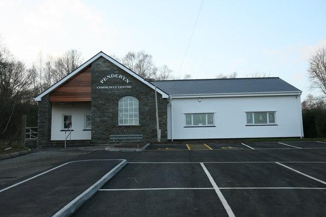 Penderyn Community Centre