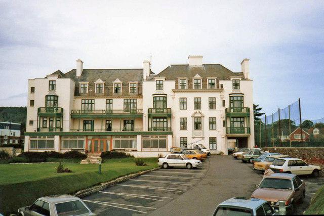 Belmont Hotel, Sidmouth, Devon