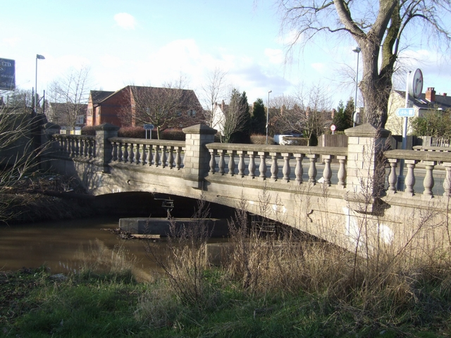 Dogpool Lane Bridge
