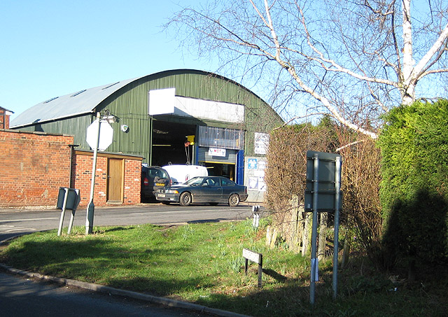 Staunton Cross Garage