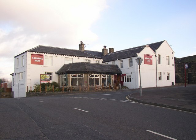 The Armytage Arms, Clifton