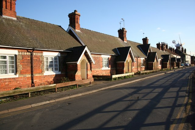 Willoughby Road Almshouses