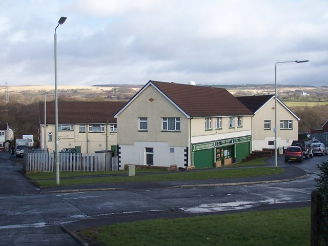 Penywaun Shopping Centre