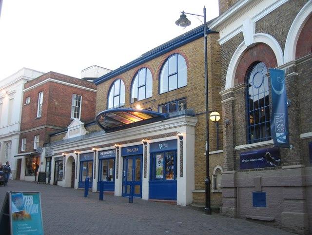 The Haymarket Theatre