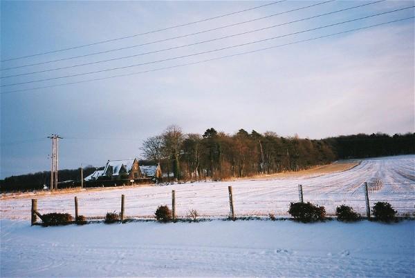 The old school at Craigton of Monikie