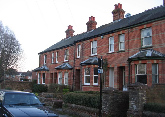 Terrace housing - Chequers Road
