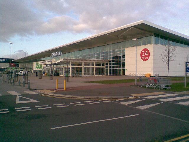 Asda Wal-Mart Supercentre, Milton Keynes