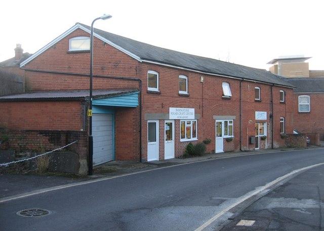 Basingstoke Sugar Craft Centre - Goat Lane