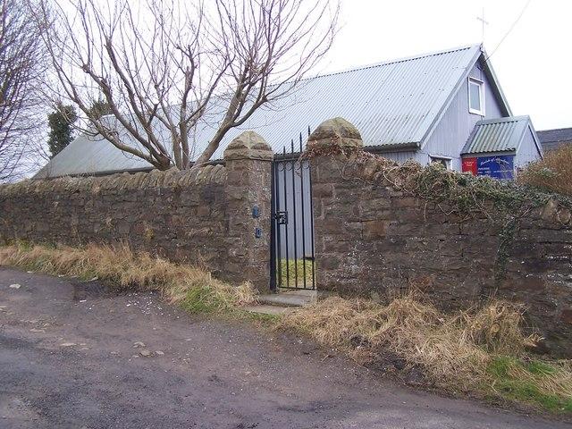St Matthews Church, Abernant (near Aberdare)